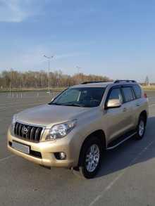 Toyota Land Cruiser Prado, 2010 г., Омск