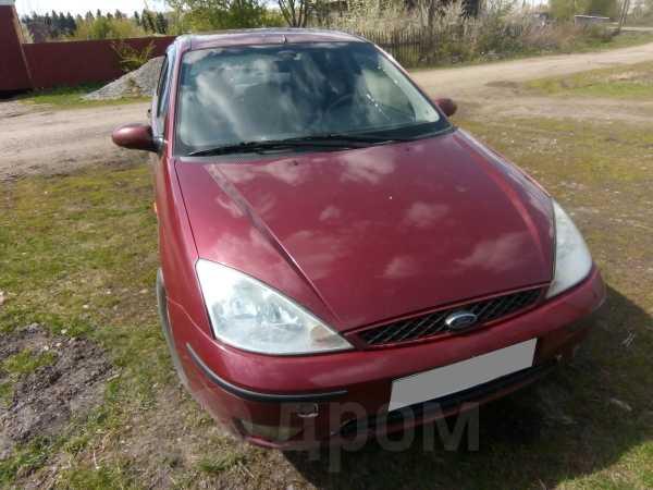 Ford Focus, 2001 год, 128 000 руб.