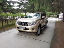 Toyota Land Cruiser Prado, 2009 г., Новосибирск