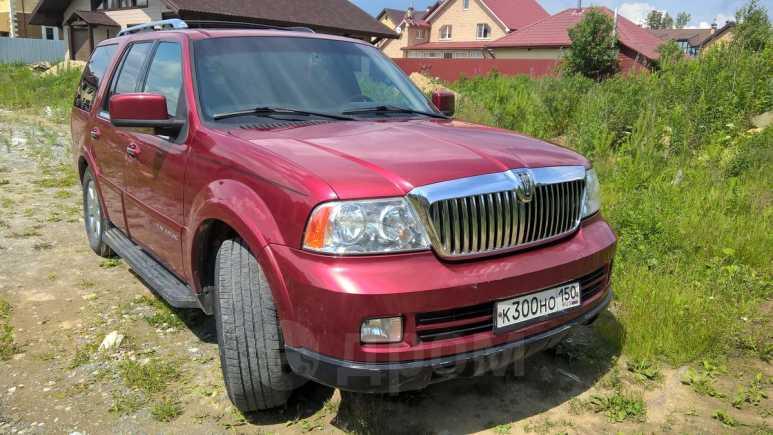Lincoln Navigator, 2005 год, 750 000 руб.