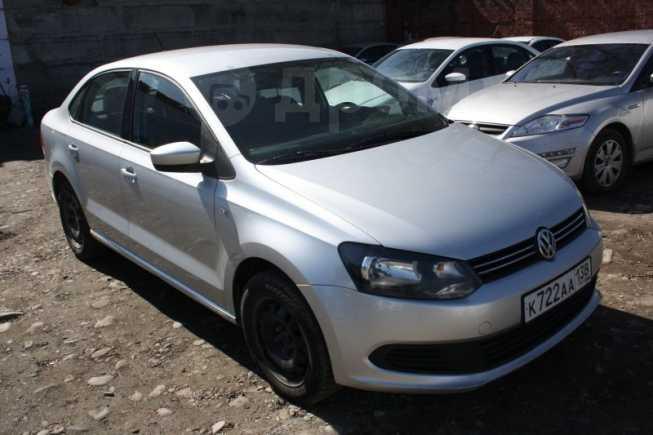 Volkswagen Polo, 2013 год, 393 000 руб.