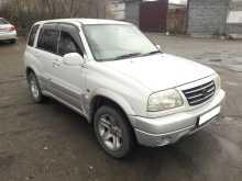 Suzuki Escudo, 2000 г., Кемерово