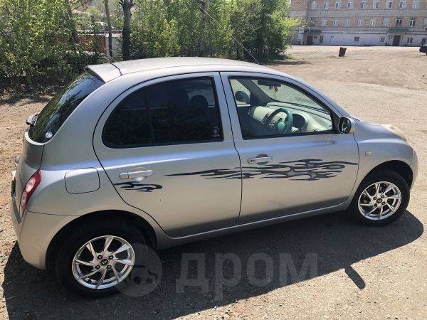 Nissan March, 2002 год, 230 000 руб.