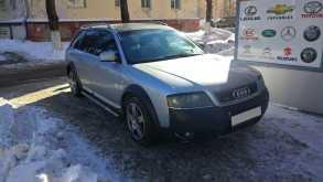Audi A6 Allroad quattro, 2001 г., Нижний Новгород