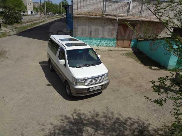 Nissan Elgrand, 1997 год, 328 000 руб.