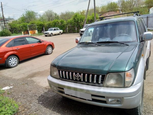 Toyota Land Cruiser Prado, 1997 год, 550 000 руб.