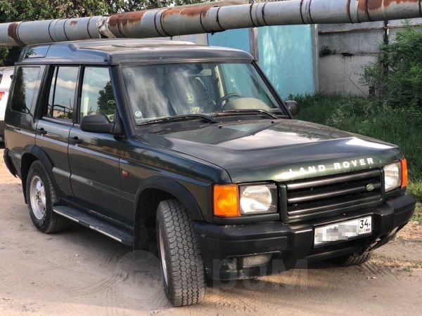 Land Rover Discovery, 2000 год, 290 000 руб.