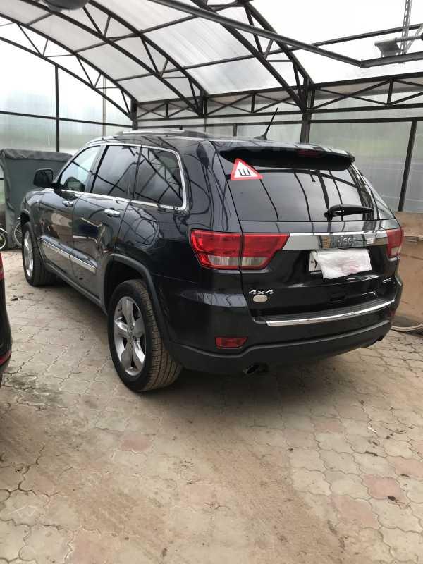 Jeep Grand Cherokee, 2012 год, 1 550 000 руб.