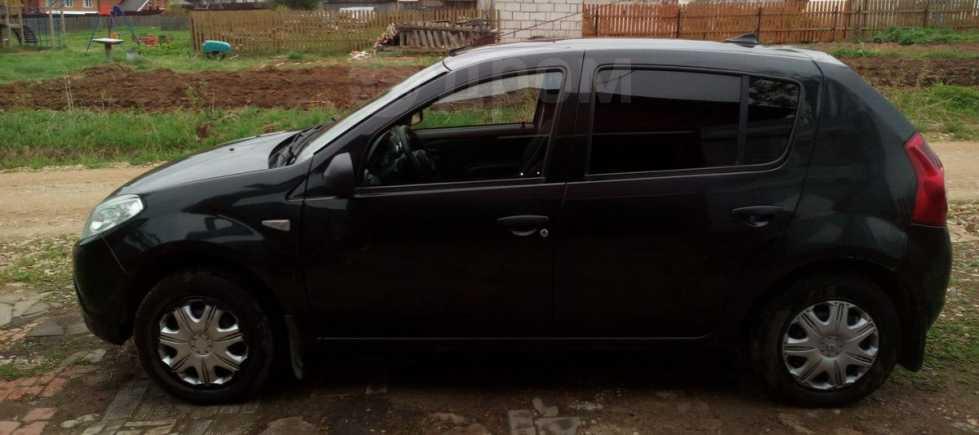 Dacia Sandero, 2010 год, 220 000 руб.