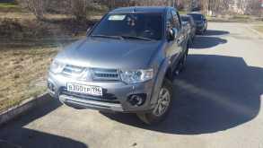 Екатеринбург L200 2014