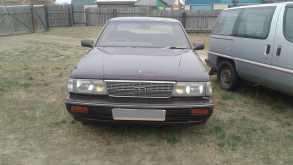 Чита Nissan Gloria 1991