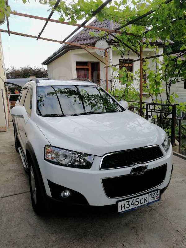 Chevrolet Captiva, 2013 год, 1 040 000 руб.