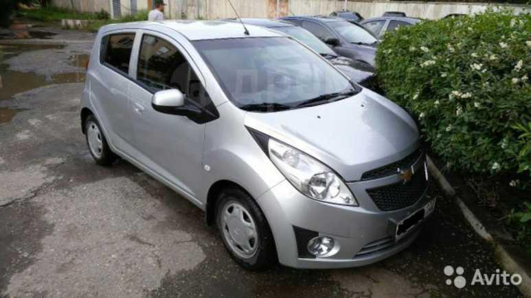 Chevrolet Spark, 2013 год, 450 000 руб.