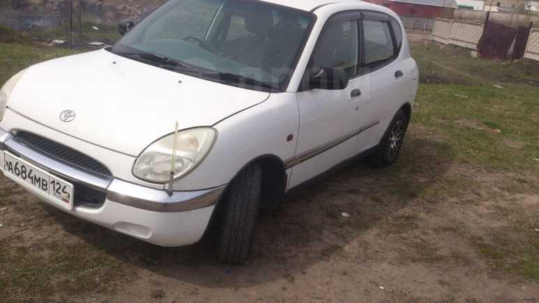 Toyota Duet, 2001 год, 138 000 руб.