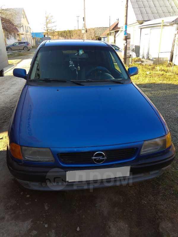 Opel Astra, 1994 год, 60 000 руб.