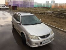 Mazda Familia, 2002 г., Новосибирск
