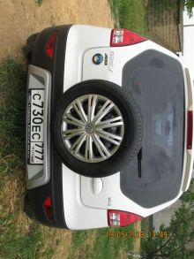 Евпатория Emgrand GT 2013
