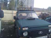 Новосибирск 4x4 2121 Нива 1994