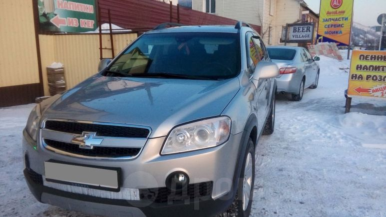 Chevrolet Captiva, 2008 год, 515 000 руб.