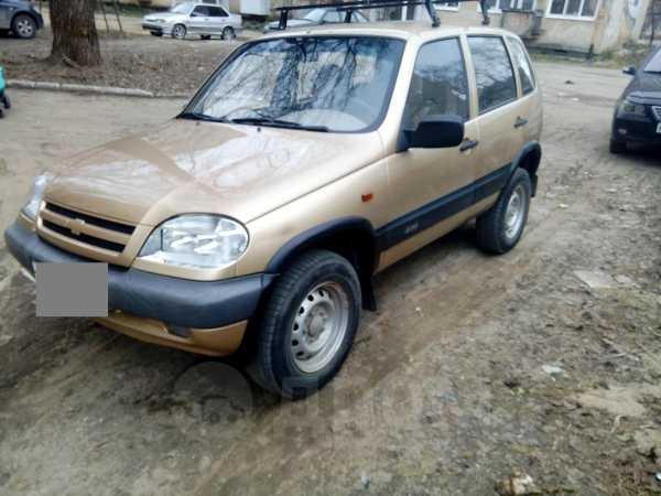 Chevrolet Niva, 2006 год, 165 000 руб.