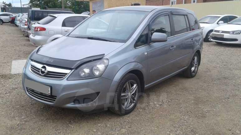 Opel Zafira, 2011 год, 515 000 руб.