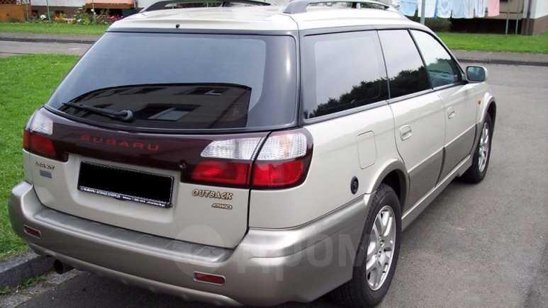 Subaru Outback, 1999 год, 550 000 руб.