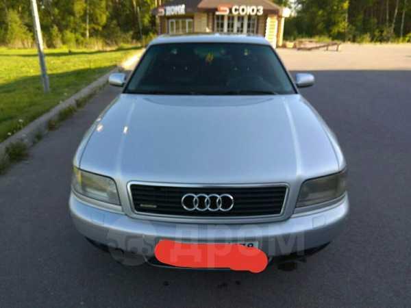 Audi A8, 2000 год, 240 000 руб.