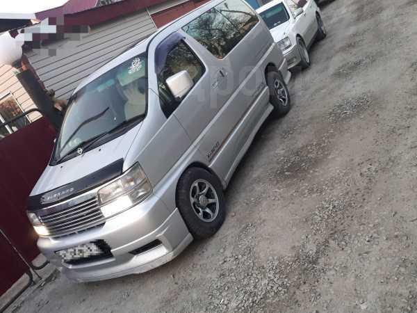 Nissan Elgrand, 2000 год, 400 000 руб.