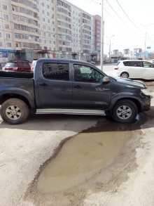 Якутск Хайлюкс Сурф 2012