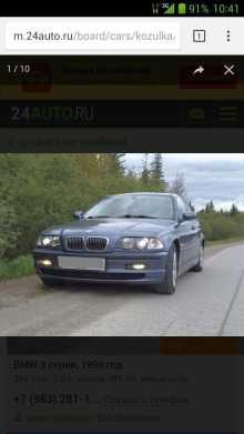 BMW 3, 1999 г., Красноярск