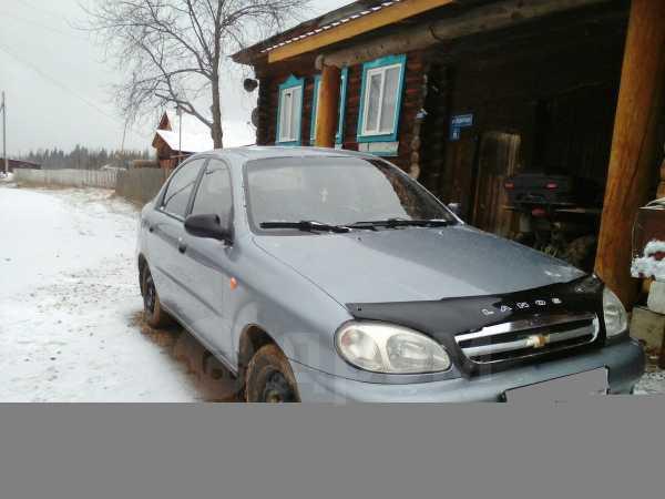 Chevrolet Lanos, 2006 год, 105 000 руб.