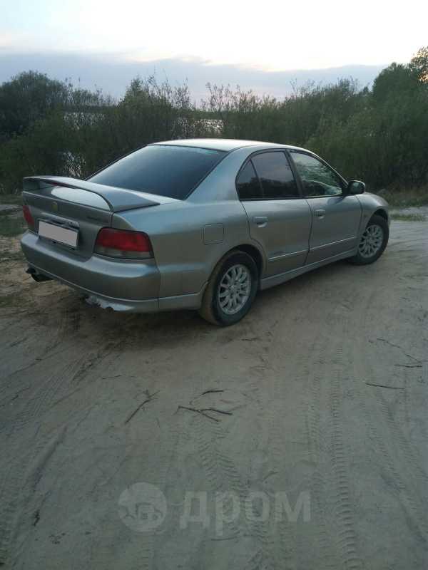 Mitsubishi Galant, 1997 год, 125 000 руб.