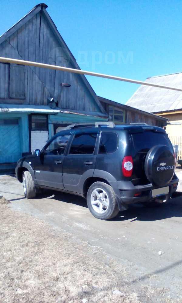 Chevrolet Niva, 2012 год, 349 500 руб.