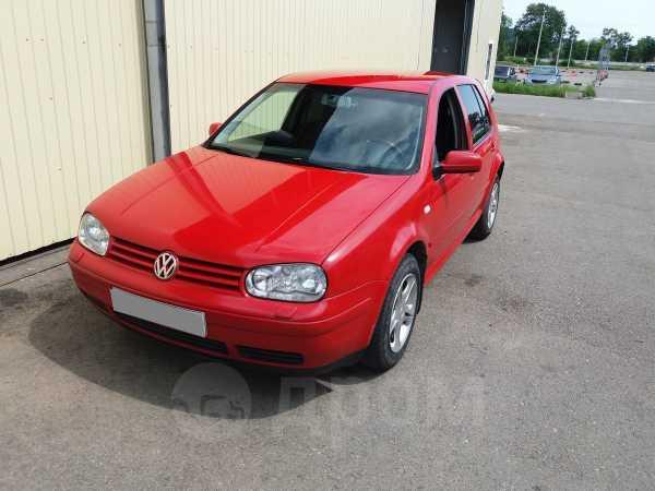Volkswagen Golf, 2002 год, 265 000 руб.