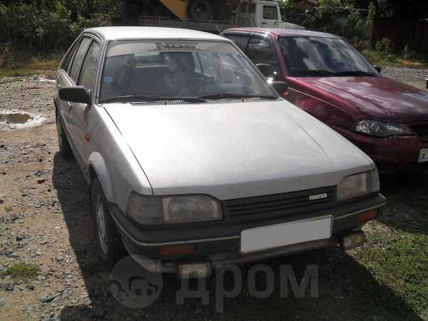 Mazda 323, 1988 год, 45 000 руб.