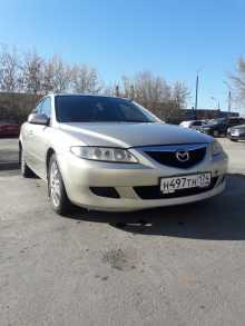 Челябинск Mazda6 2004