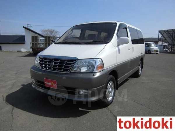 Toyota Grand Hiace, 2001 год, 350 000 руб.