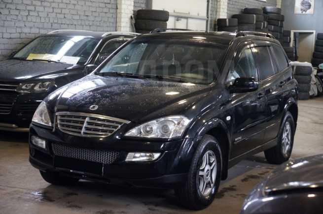 SsangYong Kyron, 2009 год, 520 000 руб.