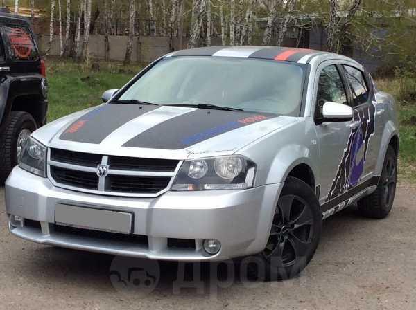 Dodge Avenger, 2007 год, 599 000 руб.