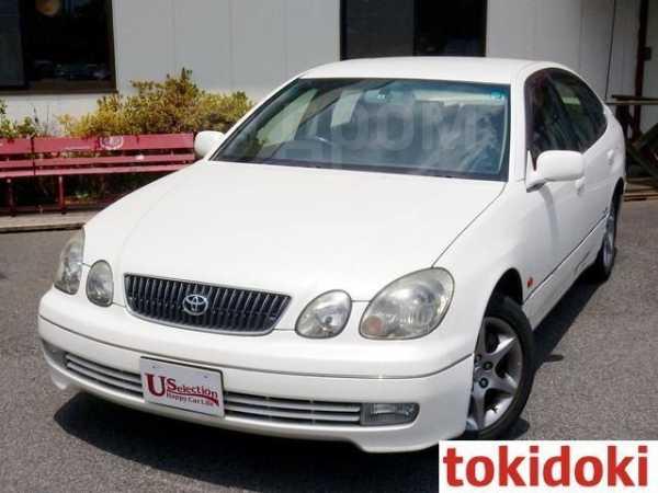 Toyota Aristo, 2003 год, 300 000 руб.