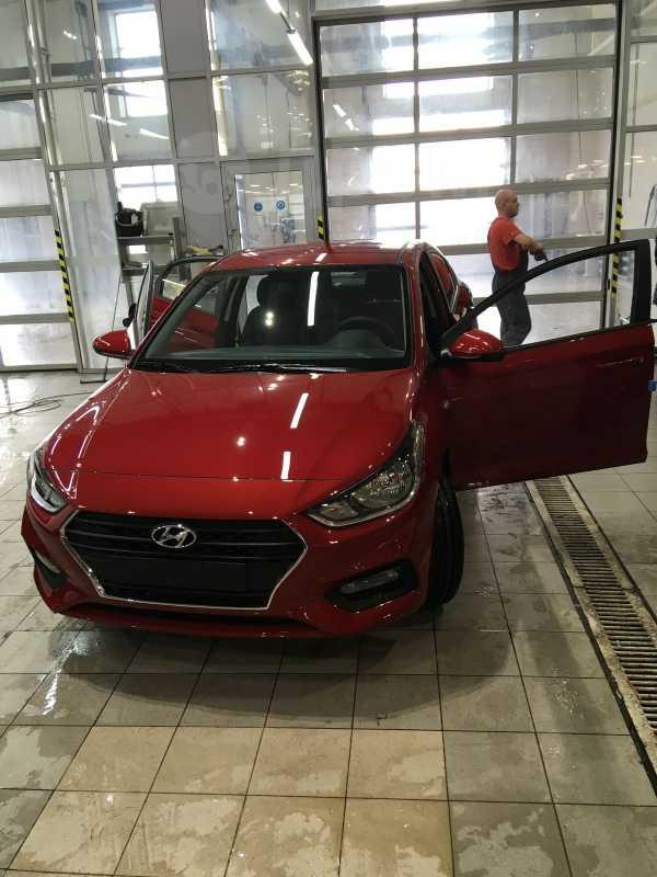 Hyundai Solaris, 2018 год, 874 000 руб.