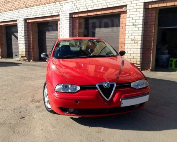 Alfa Romeo 156, 1998 год, 160 000 руб.