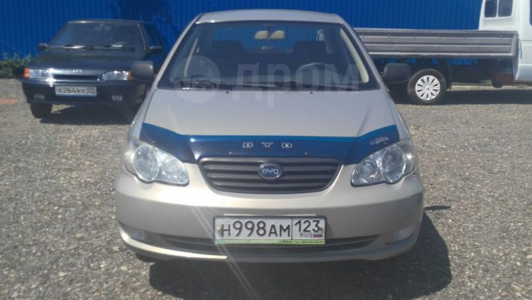 BYD F3, 2011 год, 229 000 руб.