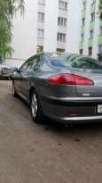 Peugeot 607, 2002 год, 222 000 руб.