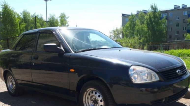 Лада Приора, 2007 год, 118 000 руб.