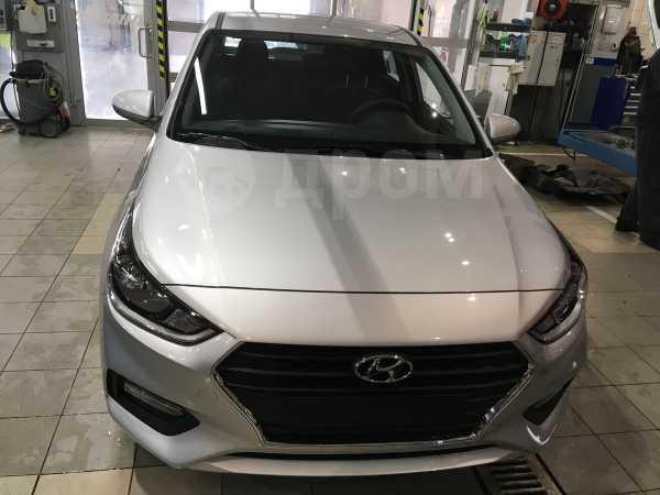 Hyundai Solaris, 2018 год, 804 000 руб.