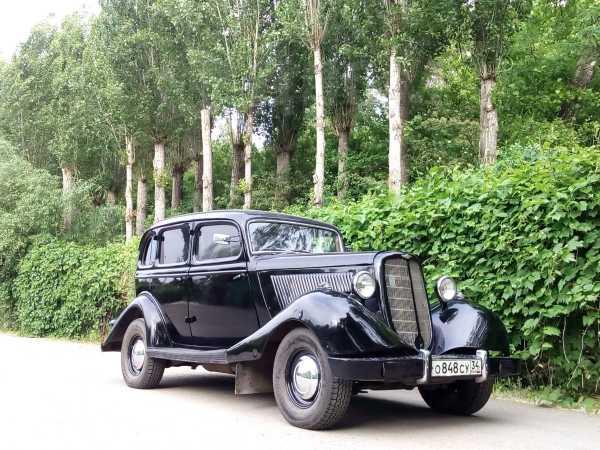 ГАЗ М1, 1940 год, 2 700 000 руб.