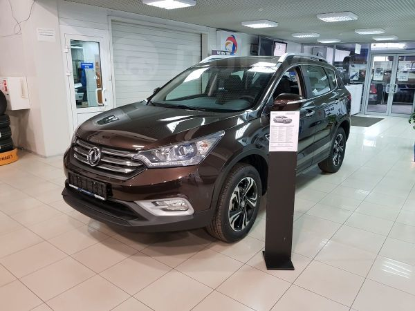 Dongfeng AX7, 2018 год, 1 299 000 руб.