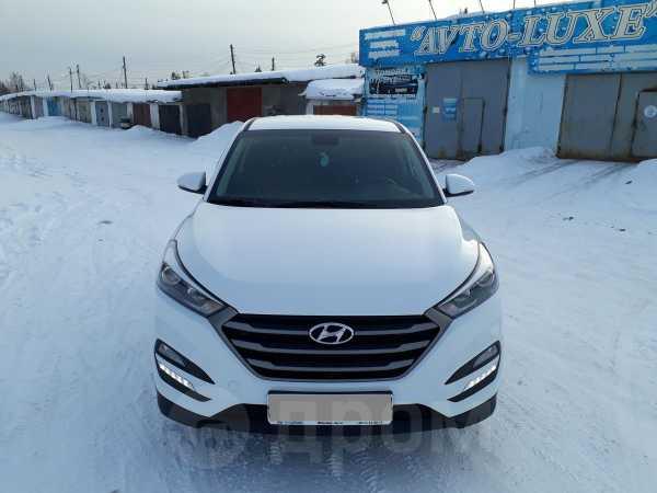 Hyundai Tucson, 2016 год, 1 560 000 руб.