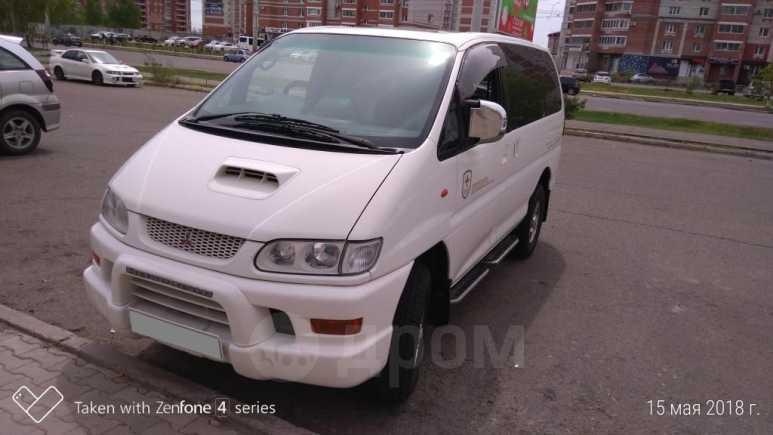 Mitsubishi Delica, 2000 год, 650 000 руб.